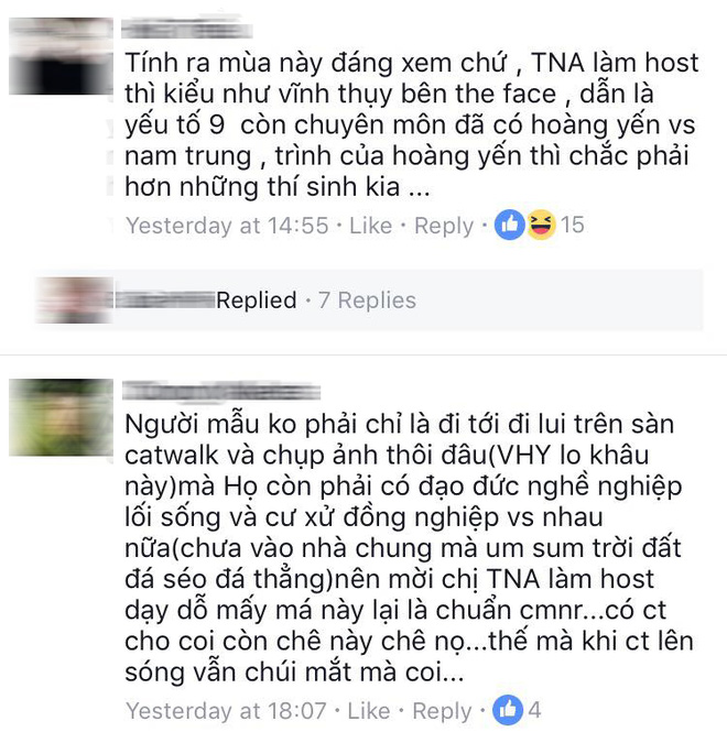 Trương Ngọc Ánh làm host Vietnams Next Top Model 2017: Hình như sai sai? - Ảnh 3.