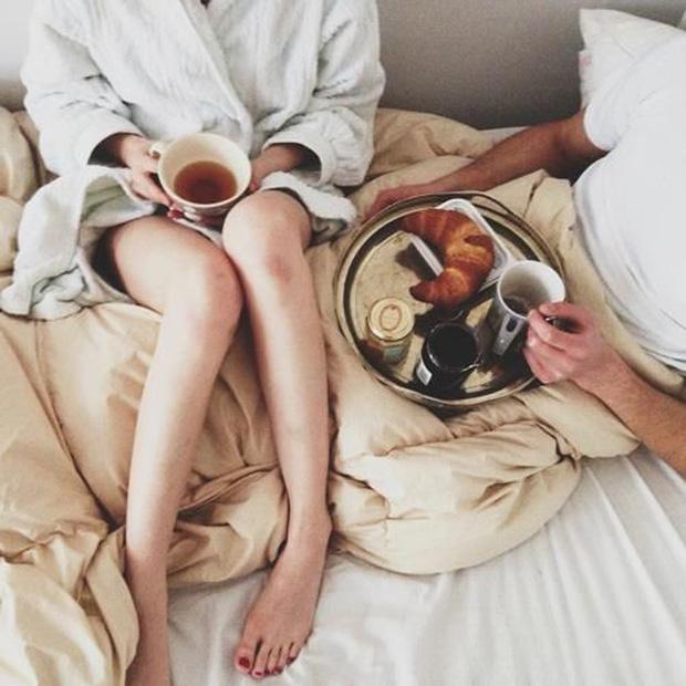 Em vợ lên mạng khen anh rể: Sáng dậy sớm nấu cơm mang đi làm - tối xung phong rửa bát, giặt đồ cho vợ! - Ảnh 4.