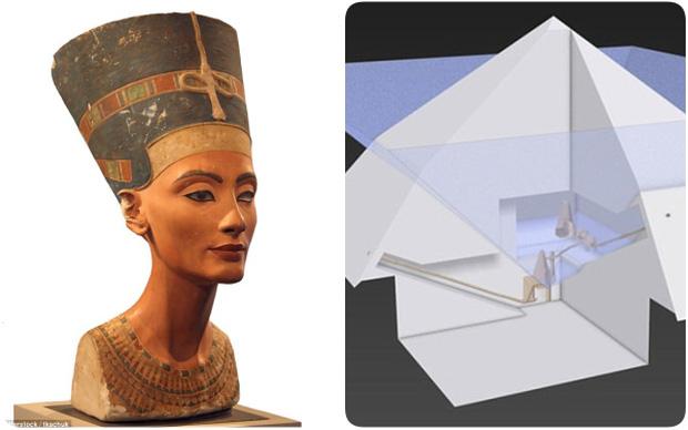 Bằng chứng về mật thất bên trong kỳ quan bí hiểm nhất thế giới - Đại kim tự tháp Giza - Ảnh 4.