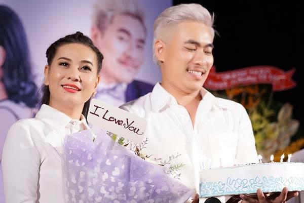 3 sao Việt ly hôn, có con riêng vẫn tìm được hạnh phúc bên một nửa kém hàng chục tuổi - Ảnh 4.