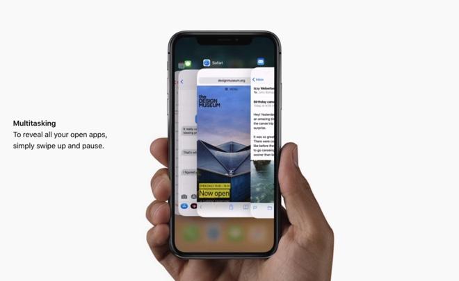 """Với iPhone X, bạn sẽ phải bỏ những thói quen cũ và học cách """"yêu lại từ đầu"""" - Ảnh 3."""