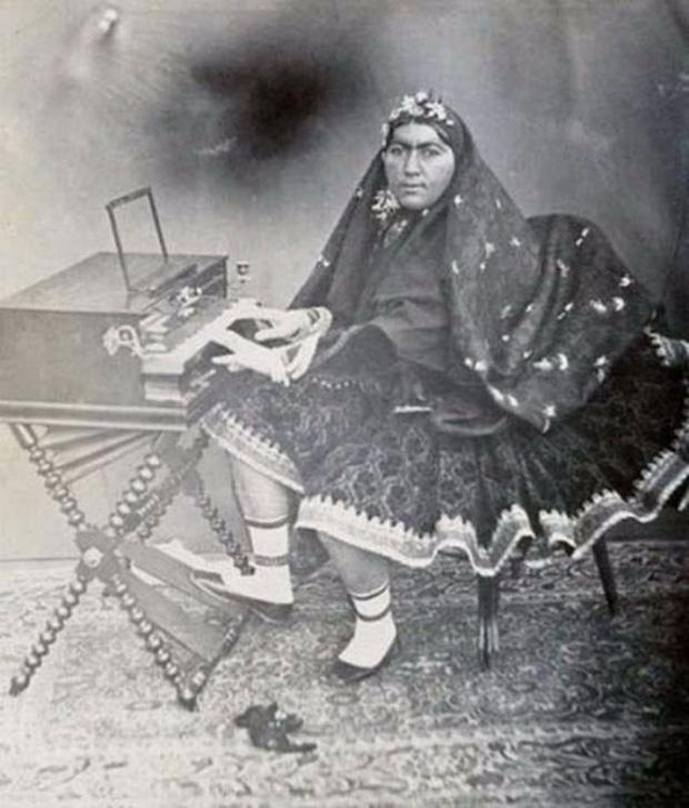 Đây là nhan sắc người vợ xinh đẹp nhất trong hậu cung gần 100 người của vua Ba Tư - Ảnh 4.