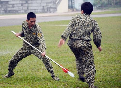 Đặc công Việt Bắc võ nghệ cao cường - Ảnh 4.