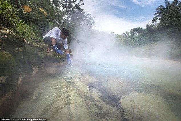 Khúc sông tử thần kỳ bí của rừng Amazon - luộc chín mọi sinh vật xấu số rơi vào trong đó - Ảnh 4.