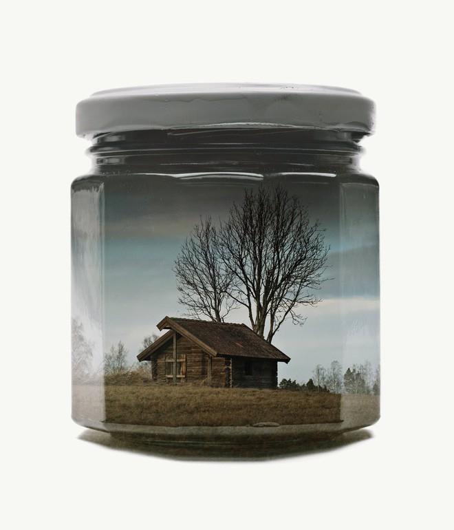 Chiêm ngưỡng bộ ảnh Gom cả thế gian vào lọ thủy tinh của nhiếp ảnh gia Christoffer Relander - Ảnh 4.