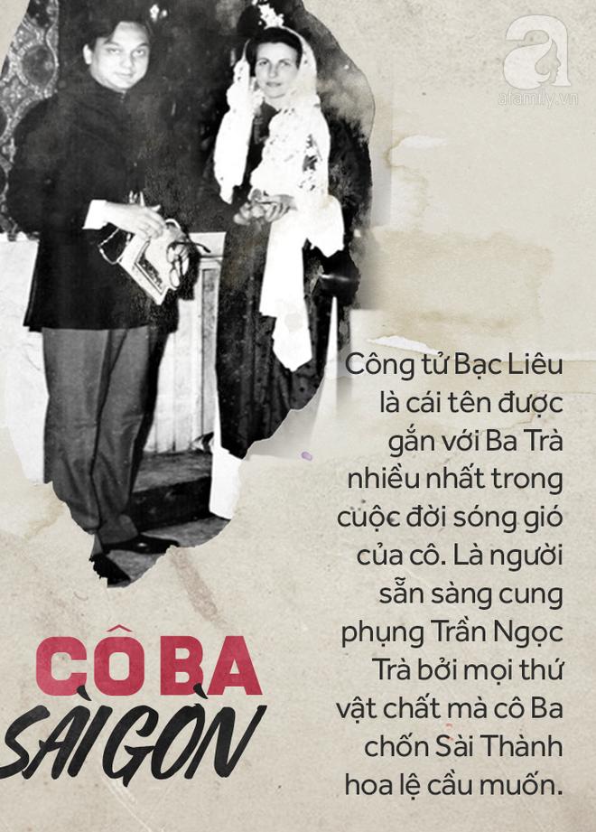 """""""Cô Ba Sài Gòn"""" ngoài đời thực: Nhan sắc thu phục đàn ông và cuộc chạy trốn cuối đời vì tin đồn chơi ngải - Ảnh 4."""
