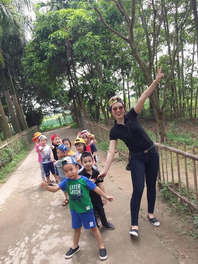 Cô giáo mầm non Hà Nội dí dỏm kể chuyện nghề: Chọn nghề này phải kiêm quá nhiều chữ sĩ - Ảnh 4.