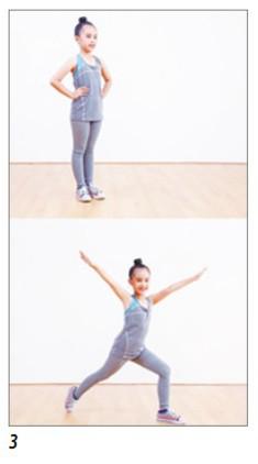 4 bài thể dục giúp bé cao và khỏe - Ảnh 2.