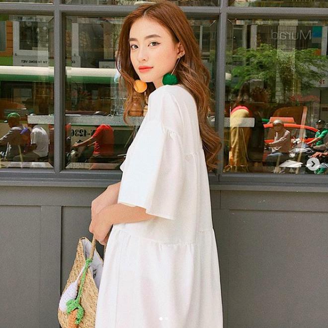 4 cô nàng xinh đẹp hot nhất Instagram Việt năm 2017 là ai? - Ảnh 5.