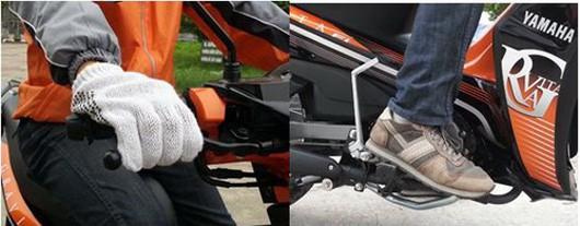Đi xe máy bạn nhất định phải biết những cách phanh xe 'chuẩn không cần chỉnh' này - Ảnh 4.