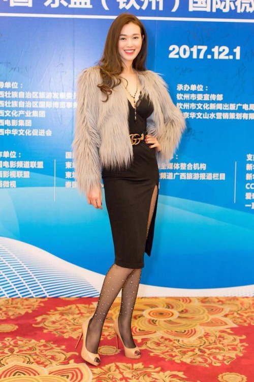 Vượt mặt hoa hậu, á hậu, đây là nữ diễn viên mặc gợi cảm ở mọi thảm đỏ 2017 - Ảnh 4.