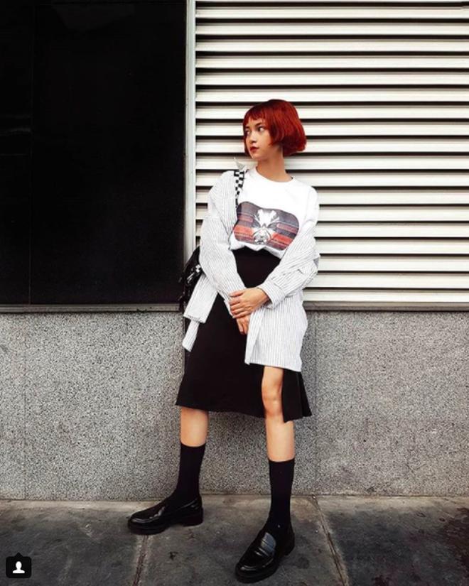 4 cô nàng xinh đẹp hot nhất Instagram Việt năm 2017 là ai? - Ảnh 34.