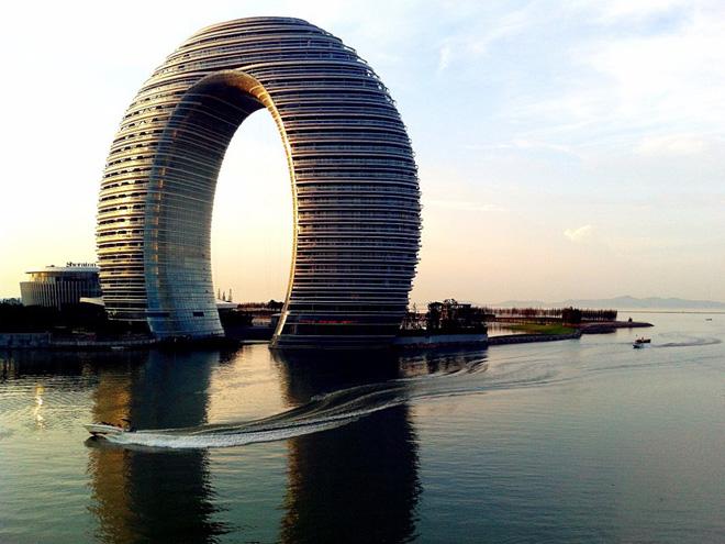 32 kiệt tác kiến trúc bạn nhất định phải nhìn thấy một lần trong đời - Ảnh 38.