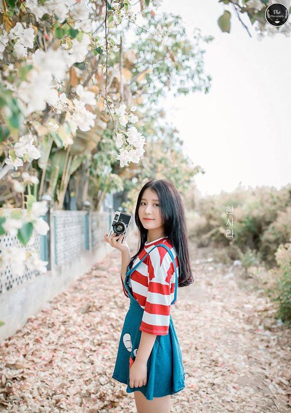 Những hình ảnh xinh đẹp của cô bạn Hàn Quốc 16 tuổi vừa gây bão ở Giọng hát Việt - Ảnh 6.