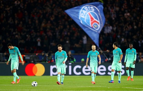 7 con số điên rồ trong ngày PSG HÀNH HẠ Barca - Ảnh 5.