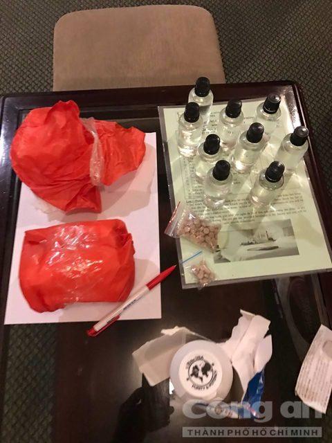 Doanh nhân Việt kiều mua ma túy, thuốc lắc đãi bạn - Ảnh 4.