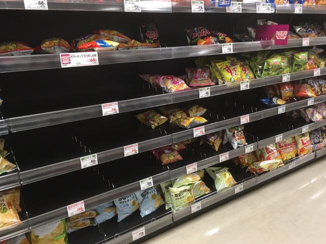 Khủng hoảng snack ở Nhật, người dân tranh giành từng gói khoai tây chiên - Ảnh 5.