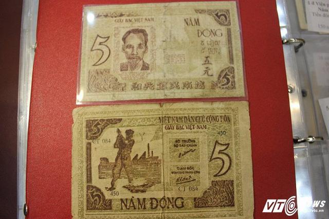 Bộ sưu tập tiền cổ giá bạc tỷ ở Hà Nội - Ảnh 5.
