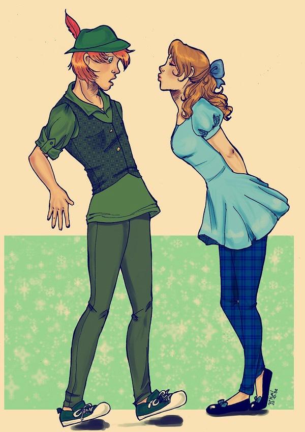 Peter Pan - hội chứng tâm lý nguy hiểm trong tình yêu mà chị em phụ nữ nên tránh xa - Ảnh 4.