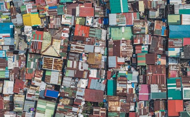 """Những hình ảnh """"nghẹt thở"""" về cuộc sống ở Manila - thành phố đông dân cư bậc nhất thế giới - Ảnh 5."""