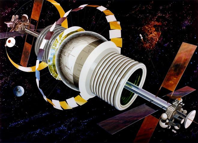 NASA đã từng có ý tưởng xây dựng thành phố ngoài vũ trụ như trong bộ phim Interstellar - Ảnh 5.