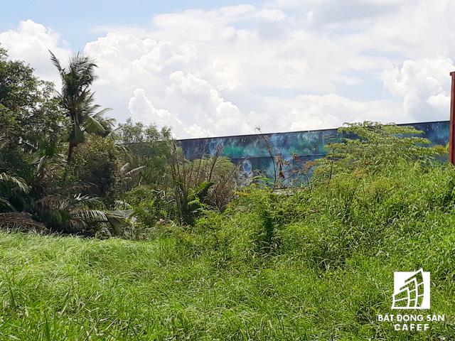 Cận cảnh Happyland – siêu dự án 2 tỷ USD hoang vu tại Long An  - Ảnh 5.