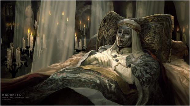 Câu chuyện về vị vua liệt, mù, điếc nhưng lại là anh hùng khiến mọi kẻ thù phải khiếp sợ - Ảnh 4.