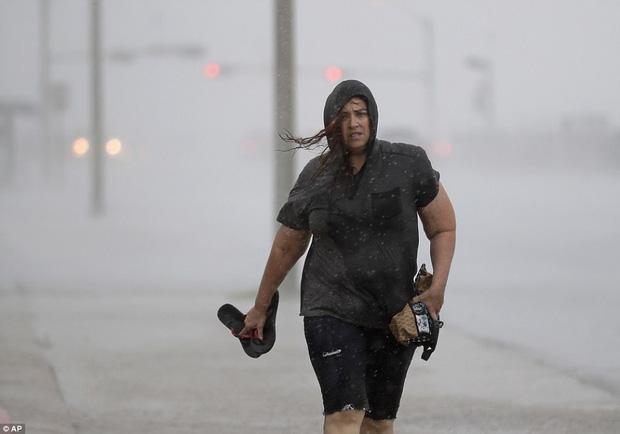 Cơn bão mạnh nhất thập kỷ đổ bộ vào Mỹ, người dân lo sợ một kịch bản tương tự Katrina xảy ra - Ảnh 5.