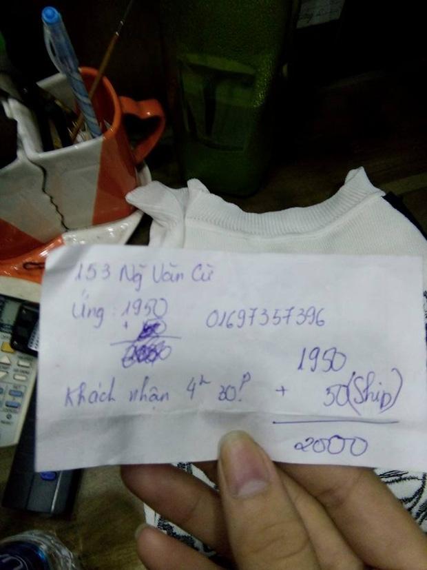 Hot girl giả làm nhân viên shop, lừa hàng loạt shipper ứng trước tiền triệu bằng những đơn hàng ảo - Ảnh 5.