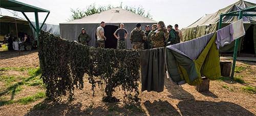 Trải nghiệm khắc nghiệt cùng chương trình huấn luyện của lực lượng đặc nhiệm Nga - Ảnh 1.