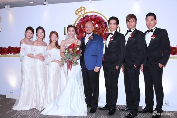 Hết Lưu Diệc Phi, lại đến lượt Trần Kiều Ân trở thành tội đồ trong đám cưới bạn thân  - Ảnh 5.