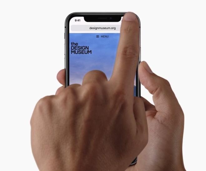 """Với iPhone X, bạn sẽ phải bỏ những thói quen cũ và học cách """"yêu lại từ đầu"""" - Ảnh 4."""