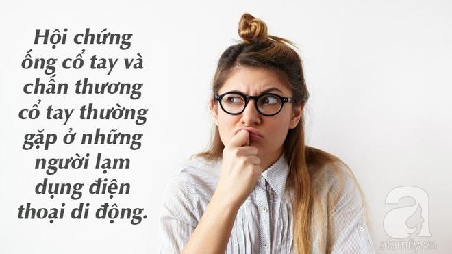 6 điều thực sự có thể xảy ra với cơ thể nếu như bạn cứ cắm mặt vào điện thoại suốt cả ngày - Ảnh 4.
