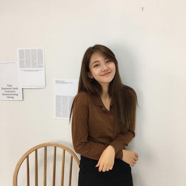 Lâu lắm mới thấy một cô bạn Hàn Quốc xinh rất tự nhiên vậy đấy - Ảnh 5.