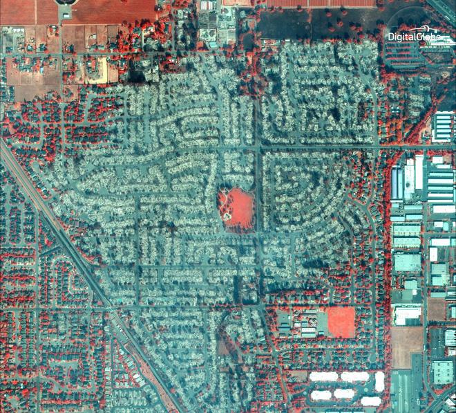 Mỹ: Toàn cảnh vụ cháy rừng khủng khiếp tại California qua những bức ảnh vệ tinh - Ảnh 5.