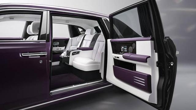 Cận cảnh siêu xe êm ái nhất hành tinh Rolls-Royce Phantom VIII - Ảnh 5.