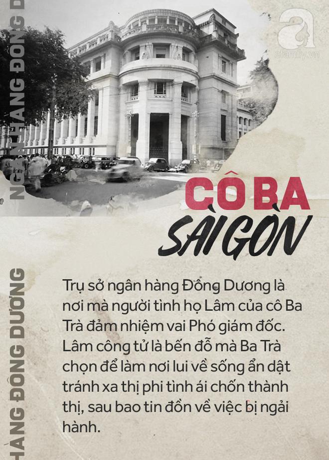 """""""Cô Ba Sài Gòn"""" ngoài đời thực: Nhan sắc thu phục đàn ông và cuộc chạy trốn cuối đời vì tin đồn chơi ngải - Ảnh 5."""