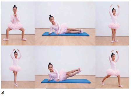 4 bài thể dục giúp bé cao và khỏe - Ảnh 3.