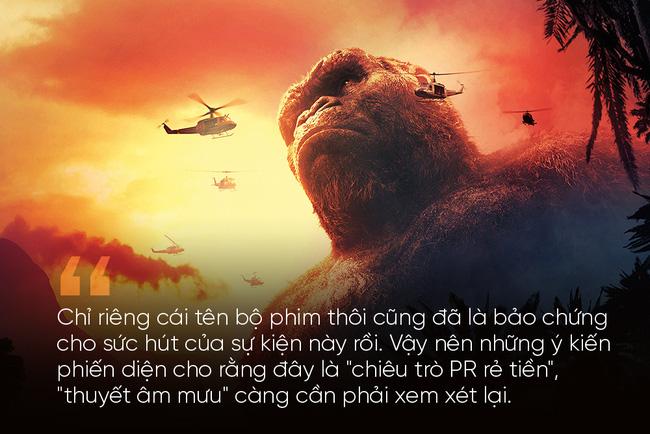 Từ vụ cháy phim Kong: Ngừng chỉ trích và dựng chuyện, thay vào đó hãy chia sẻ và cảm thông... - Ảnh 6.