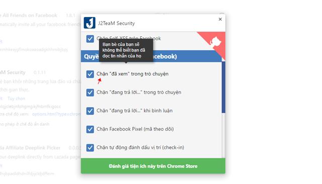 """3 cách để đọc tin nhắn trên Facebook Messenger mà không bị hiện là """"đã xem"""" - Ảnh 6."""