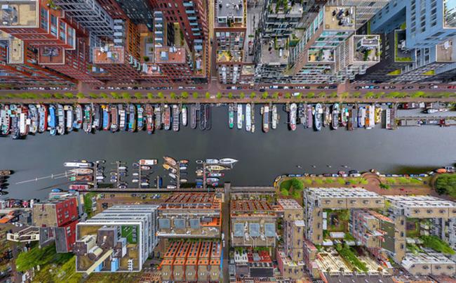 Chùm ảnh những địa danh đẹp nổi tiếng thế giới nhìn từ trên cao - Ảnh 6.