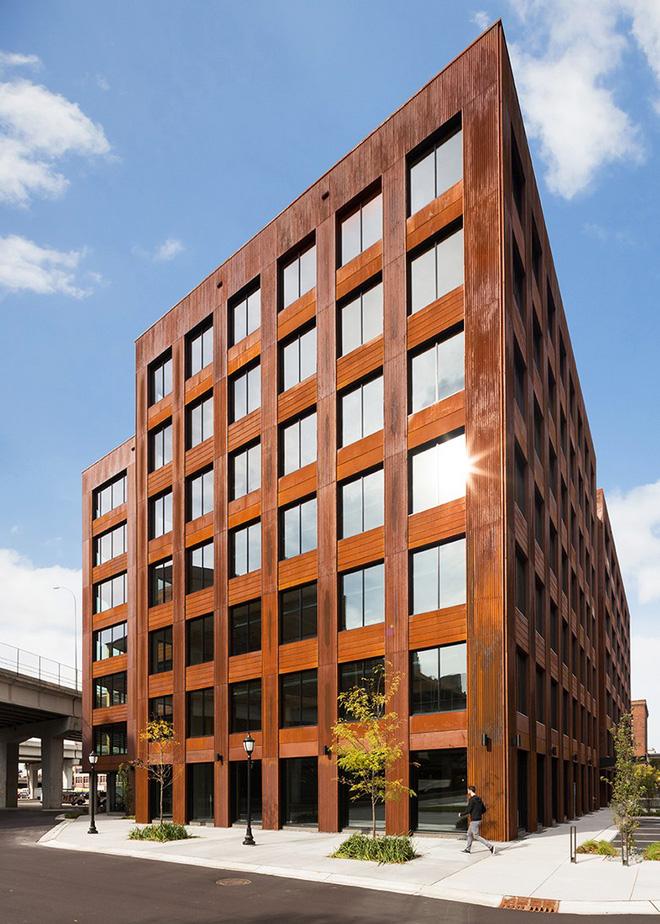 Không phải bê tông hay sắt thép, các tòa nhà chọc trời trong tương lai sẽ được xây dựng hoàn toàn từ... gỗ - Ảnh 4.