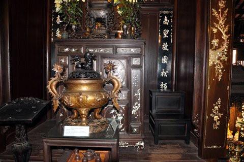 Nhà cổ 650 tỷ: Đại gia Đà Nẵng khiến dân chơi ngả mũ - Ảnh 6.