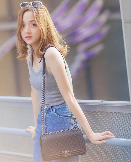 Hot girl Thái Lan khiến cư dân mạng tan chảy vì nụ cười ngọt lịm như đường - Ảnh 2.