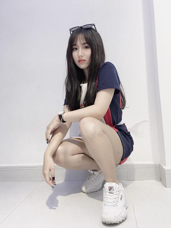 Đây là cô gái mà cư dân mạng xôn xao sẽ trở thành đối thủ của Linh Ka - Ảnh 6.