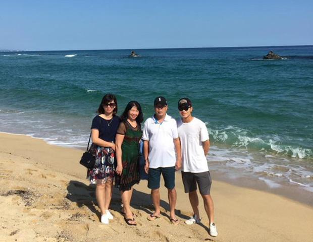 Lương Xuân Trường nhận niềm vui to lớn từ gia đình ngay trên đất Hàn Quốc - Ảnh 6.