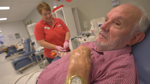 Sở hữu sức mạnh đặc biệt, ông lão 79 tuổi đã cứu sống 2 triệu sinh mạng trẻ sơ sinh trong suốt 60 năm - Ảnh 6.