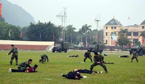 Đặc công Việt Bắc võ nghệ cao cường - Ảnh 6.