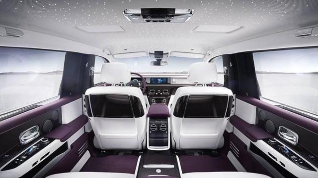Cận cảnh siêu xe êm ái nhất hành tinh Rolls-Royce Phantom VIII - Ảnh 6.