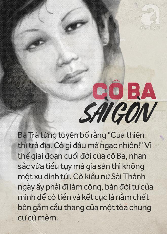 """""""Cô Ba Sài Gòn"""" ngoài đời thực: Nhan sắc thu phục đàn ông và cuộc chạy trốn cuối đời vì tin đồn chơi ngải - Ảnh 6."""